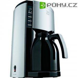 Kávovar Melitta Look Therm de luxe, M659-020304, 950 W, černá/stříbrná