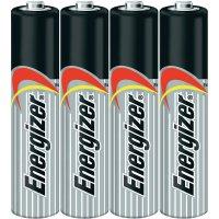 Alkalická baterie Energizer Classic, typ AAA, sada 4 ks