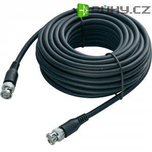 BNC prodlužovací kabel Sygonix 43178Q, BNC ⇔ BNC, 75 Ω, 30 m