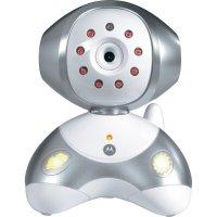 Dětská chůvička s kamerou Motorola MBP 35, dosah až 300 m, 2,4 GHz