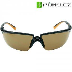 Ochranné brýle 3M Solus, bronzová