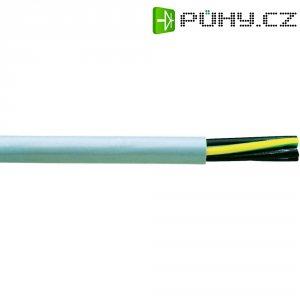 Řídicí kabel Faber Kabel Y-JZ (031215), 11,6 mm, 500 V, šedá, 1 m