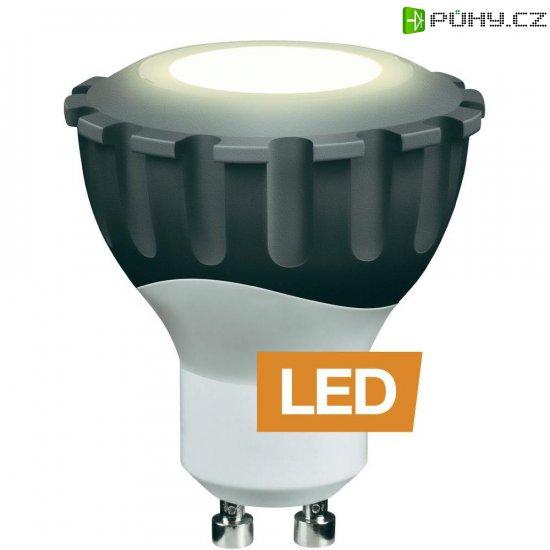 LED žárovka Ledon MR16, 28000177, GU10, 6,4 W, 230 V, 57 mm, teplá bílá - Kliknutím na obrázek zavřete