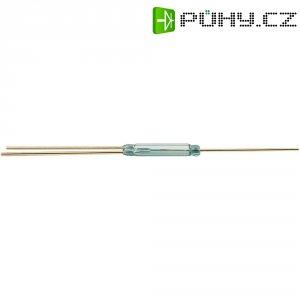 Jazýčkový kontakt W 3, 100 V/DC, 5 W, 0,5 A