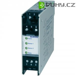 Detektor hladiny vody ALSCHU 300 SP Greisinger, 118190, bez 2 senzorů, na DIN, 230 V
