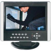 Kamerový DVR monitor 25,9 cm, 4-kanály, HDD až 1 TB
