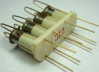 4GAZ51 4x dioda se zlatým hrotem - vybírané do můstku