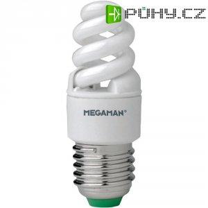 Úsporná žárovka spirálová Megaman Spirax E27, 8 W, super teplá bílá