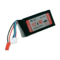 LiPol akumulátor 3S GAUI, 11 ,1V 900 mAh, 25C (926083)