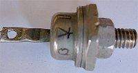 D25N10 dioda 25A/1000V použitá, testovaná