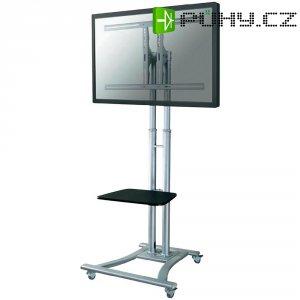 """Mobilní držák monitoru, 69 - 152,4 cm (27\"""" - 60\"""") NewStar PLASMA-M1800E, stříbrný"""