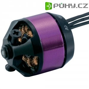 Elektromotor Brushless Hacker A10-9L, 1700 ot./min./V, 9 závitů