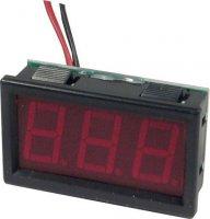 JYX300-panelový LED MP 100V= 44x25x18mm,napájení 6-12V=
