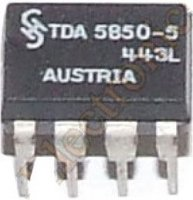 TDA5850-5 - video switch, DIP8