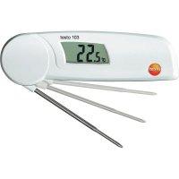 Vpichovací teploměr testo 103,-30 až +220 °C