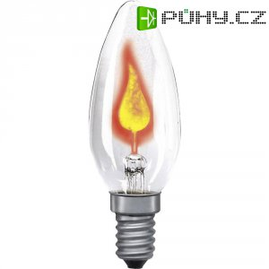 Žárovka Paulmann, 53000, 3 W, E14, stmívatelná, čirá