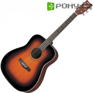 Westernová kytara Yamaha F-370 Tobacco-Sunburst