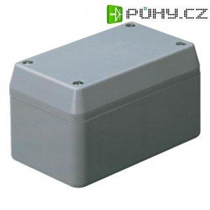 Univerzální pouzdro polystyrolové WeroPlast, (d x š x v) 193 x 93 x 95 mm, šedá