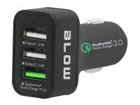 Nabíječka do auta BLOW QUALCOMM 3.0 USB 3x 2.4A
