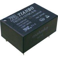Tianbo Electronics TRCD-L-12VDC-S-H, 16 A , 125 V/DC/ 250 V/AC , 4000 VA/ 480 W