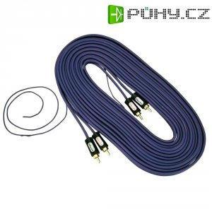 Cinch kabel Sinus Live, 6.5 m,2x Cinch zástrčka ? 2x Cinchzástrčka