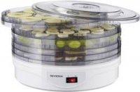 Sušička ovoce Severin OD 2940, 250 W, bílá