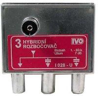Rozbočovač hybridní 3x IVO I028-U