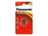 Baterie CR1616 PANASONIC lithiová 1BP