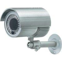 Venkovní kamera Sygonix 580 TVL, 8,5 mm Sony SS-3WD Double Speed CCD, 12 VDC