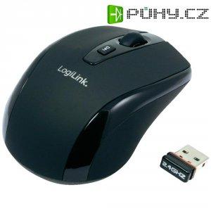 Bezdrátová optická mini myš LogiLink ID0031