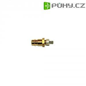 Airbrush vzduchový ventil s rychlospojkou, vnější M5 x 0,45, vnitřní NW 7,2