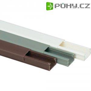 Elektroinstalační lišta Heidemann, 09936, 20x10 mm, 2 m, bílá