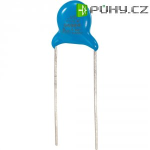 Kondenzátor keramický, 1500 pF, Y1 400 V/AC, 20 %