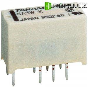 Subminiaturní relé série NA Takamisawa, NA24WK24V, 1.25 A , 110 V/DC/125 V/AC 62,5 VA/30 W