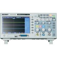 Digitální paměťový osciloskop Voltcraft MSO-5062B, 2/16 kanálů, 60 MHz