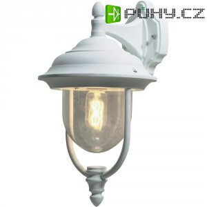 Venkovní nástěnné svítidlo Konstsmide Parma 7222-250, E27, 75 W, bílá