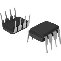 Optočlen Avago HCPL-250L-000E, DIP 8 (Transistor Output)