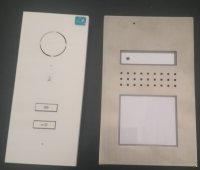 LUX 445360 Dveřní audiotelefon