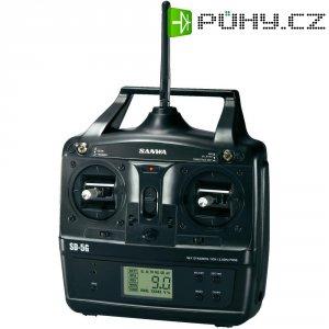RC souprava palcová LRP Electronic Sanwa SD-5G, mód 2, 2,4 GHz, 5 kanálů