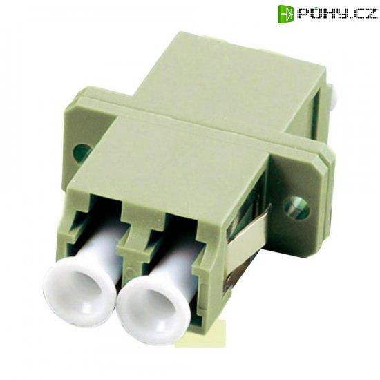 Propojka EFB Elektronik LC/LC-Duplex Multimode, kovové pouzdro - Kliknutím na obrázek zavřete