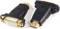 Redukce HDMI(A) konektor-DVI-D (24+1) zdířka