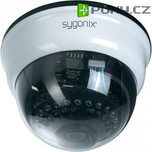 Barevná monitorovací kamera sygonix IR 43176W, LAN, 1600 x 1200 px