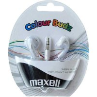 COLOUR BUDZ WHITE SLUCH. MAXELL 303484