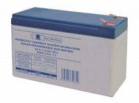 Baterie olověná 12V/ 7,2Ah GP bezúdržbový akumulátor
