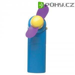 Ruční ventilátor Ampercell Handy Fan 00673, modrá