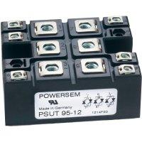 Můstkový usměrňovač 3fázový POWERSEM PSD 95-16, U(RRM) 1600 V