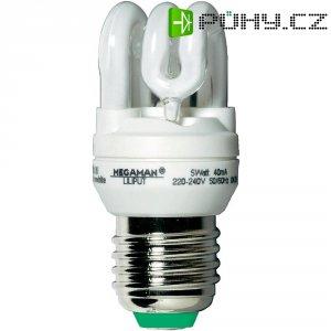 Úsporná žárovka trubková Megaman Liliput i E27, 5 W, teplá bílá