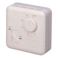 Analogový nástěnný termostat TH-555 s termistorem