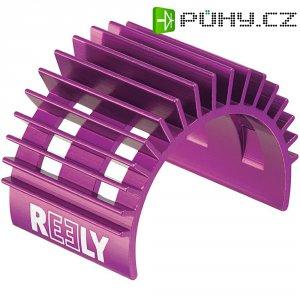 Hliníkový chladič Reely, fialová