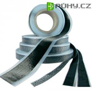 Páska z uhlíkových vláken Toolcraft Texero, 80 g/m2, 20 m